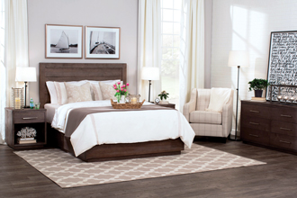 IRONWOOD BEDROOM